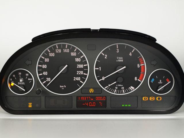 BMW BMW 5ER E39 velocímetro
