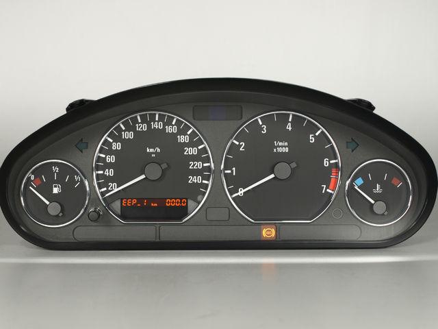 BMW BMW 3ER E36 EPP error