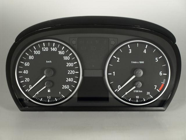 BMW BMW 3ER E90/E91 señales advertencia