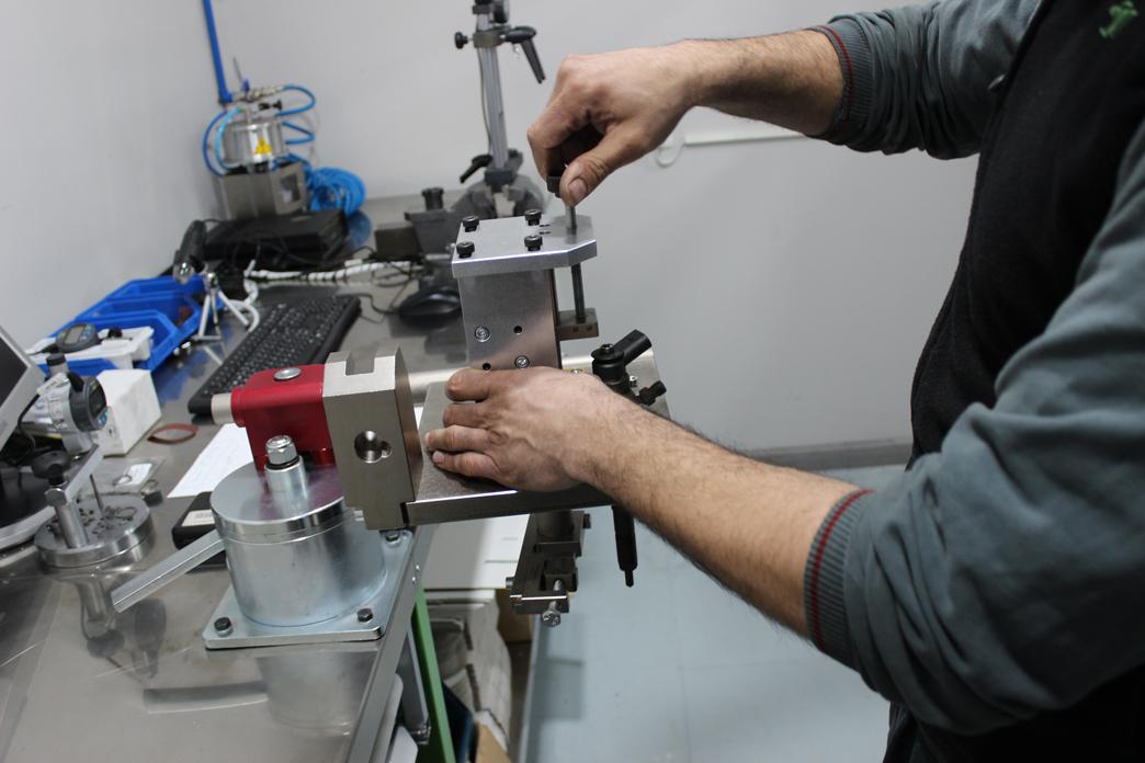 Reparación de avería en inyectores en Granad