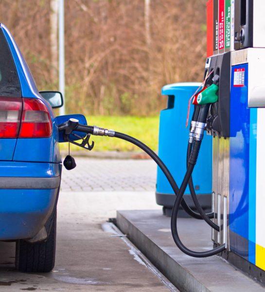 gasolinera repostaje