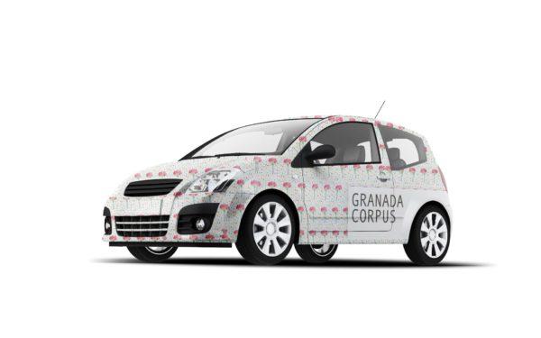 3 razones para no coger el coche en el Corpus de Granada 2